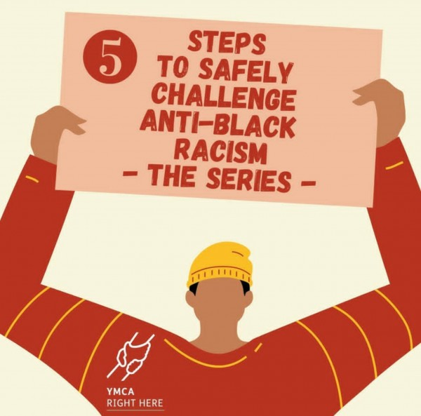 Step 4: Safely Challenge Racism